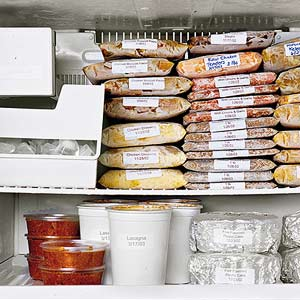 I wish this was my freezer!
