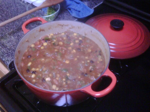 Chili Today!